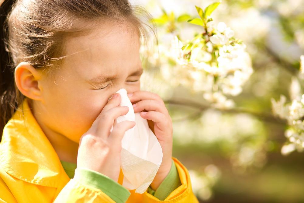 アレルギー性鼻炎について